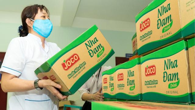 Uniben trao tặng 150.000 bữa ăn dinh dưỡng cho đội ngũ y bác sĩ - Ảnh 5.