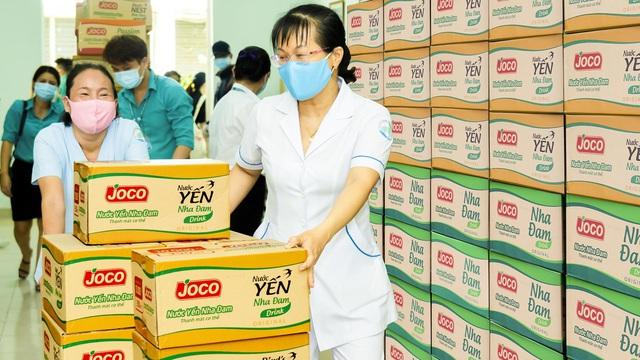 Uniben trao tặng 150.000 bữa ăn dinh dưỡng cho đội ngũ y bác sĩ - Ảnh 10.