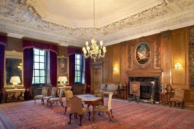 Choáng ngợp trước những căn phòng lộng lẫy trong Cung điện Hoàng gia Anh - Ảnh 8.