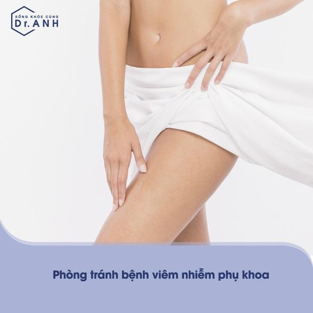 Phụ nữ muốn được khỏe mạnh nhất định phải sạch sẽ 5 vùng này - Ảnh 4.