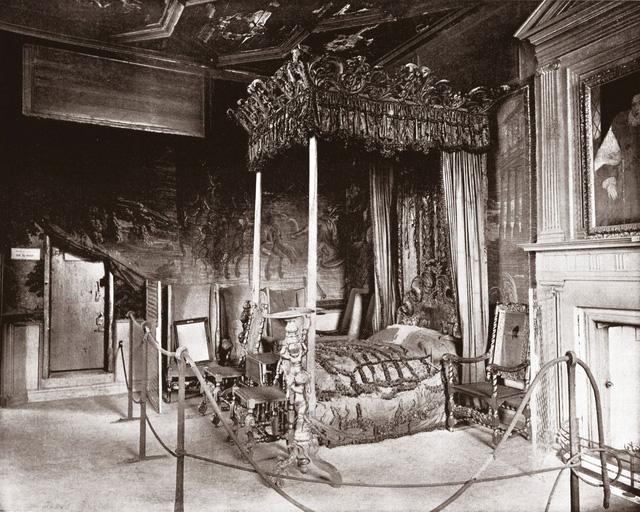 Choáng ngợp trước những căn phòng lộng lẫy trong Cung điện Hoàng gia Anh - Ảnh 7.