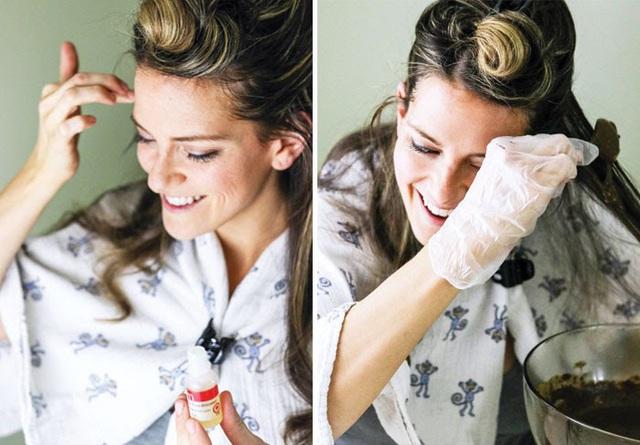 Bật mí mẹo nhuộm tóc an toàn tại gia mùa COVID-19 - Ảnh 1.