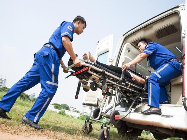 Tổng đài Cấp cứu 115 tại TP.HCM bị quấy rối trong mùa dịch - Ảnh 1.