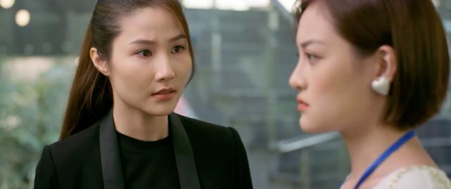 Tình yêu và tham vọng - Tập 10: Ánh phớt lờ Linh, cố tình xu nịnh Tuệ Lâm trước mặt chị gái - Ảnh 2.