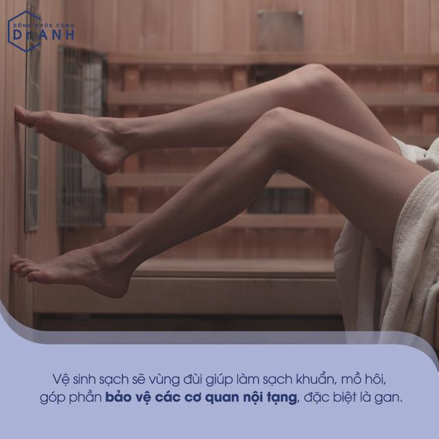 Phụ nữ muốn được khỏe mạnh nhất định phải sạch sẽ 5 vùng này - Ảnh 1.