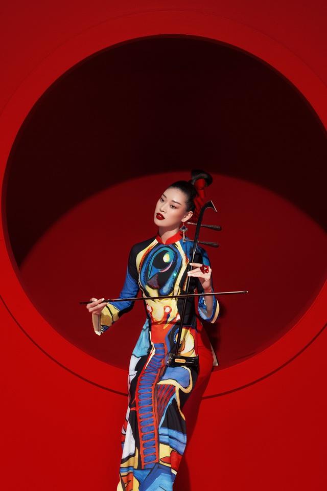 Khởi động cuộc thi thiết kế trang phục dân tộc cho đại diện Việt Nam tại Miss Universe 2020 - Ảnh 5.