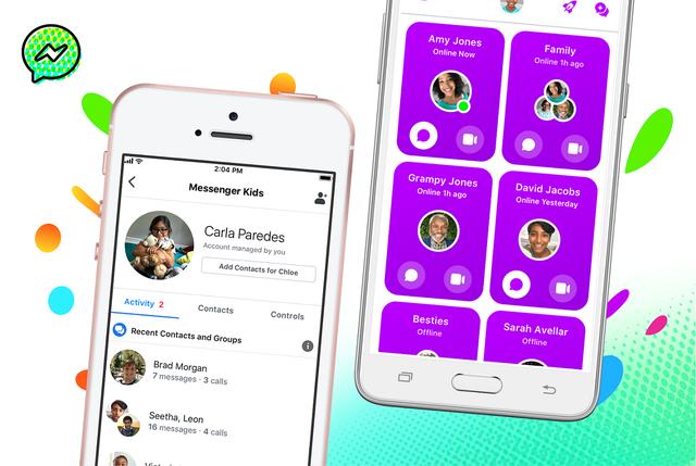 Facebook Messenger Kids chính thức có mặt tại Việt Nam: Ứng dụng cho trẻ, kiểm soát bởi cha mẹ - Ảnh 3.