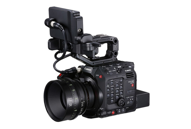 Canon ra mắt máy quay kỹ thuật số EOS C300 Mark III - Ảnh 1.