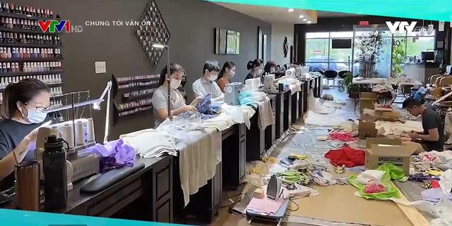 Người Việt Nam tại nước ngoài lan tỏa tấm lòng nhân ái trong mùa dịch COVID-19 - Ảnh 5.