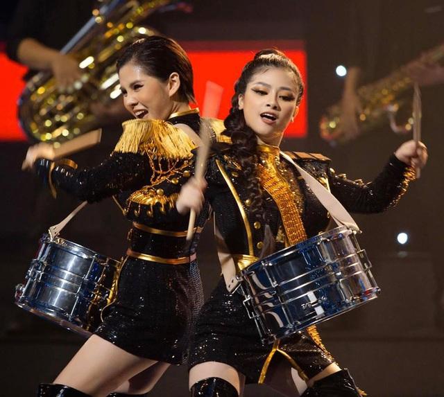 Diễn viên Thu Hoài trở thành Quán quân Trời sinh một cặp mùa 4 - Ảnh 5.