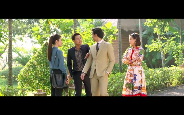 Tình yêu và tham vọng - Tập 11: Sơn (Thanh Sơn) muốn tranh thủ thời gian hẹn hò với Linh (Diễm My) - Ảnh 1.