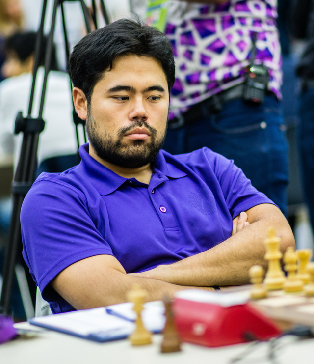 Vòng 4 Giải cờ vua trực tuyến Magnus Carlsen: Bất ngờ Hikaru Nakamura, Magnus Carlsen vẫn dẫn đầu - Ảnh 2.