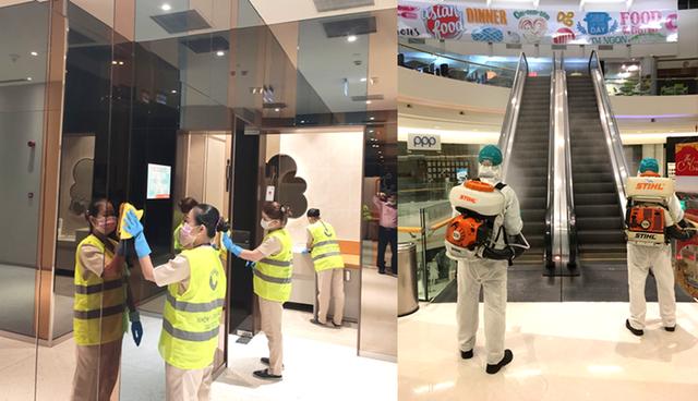 Crescent Mall dành tặng 1 phút im lặng ý nghĩa vào ngày mở cửa trở lại - Ảnh 2.