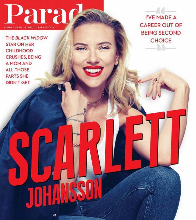 Scarlett Johansson chưa từng dễ thương thế này - Ảnh 3.