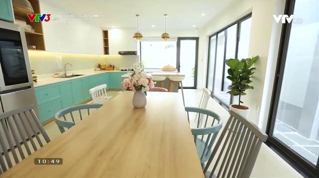 Căn nhà phố đẹp như mơ của nữ gia chủ yêu sắc màu - Ảnh 4.