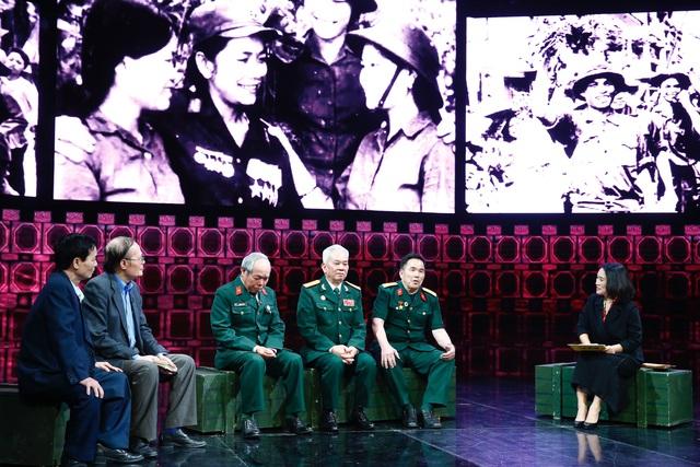 """Chương trình nghệ thuật """"Đất nước trọn niềm vui"""": Nhiều tài liệu mật thời chiến xuất hiện - Ảnh 2."""