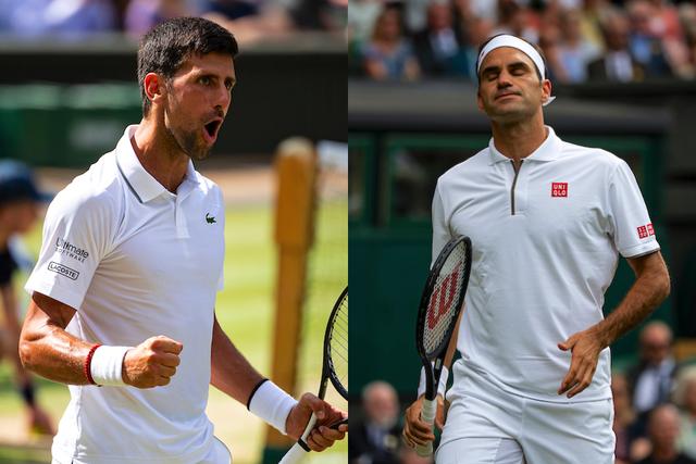 Chuyên gia thể lực: Djokovic sẽ thi đấu bền bỉ không kém Federer! - Ảnh 1.