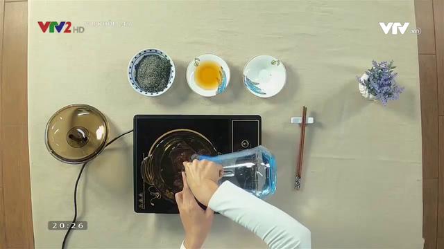 Cách nấu chè vừng đen, hà thủ ô cực tốt cho sức khỏe - Ảnh 1.