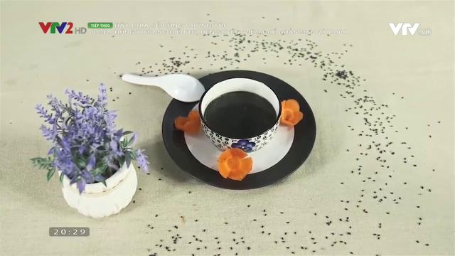 Cách nấu chè vừng đen, hà thủ ô cực tốt cho sức khỏe - Ảnh 2.