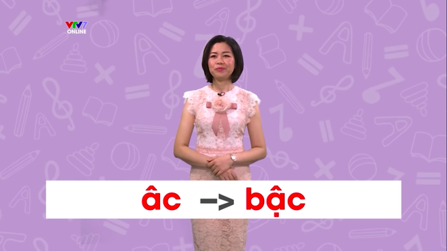 Bộ GDĐT phối hợp VTV7 dạy Tiếng Việt trên truyền hình cho học sinh lớp 1 - ảnh 3