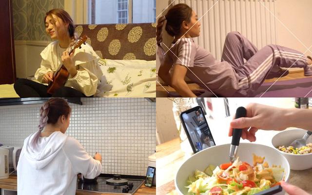 Cuộc sống của MC Minh Trang - du học sinh tại Anh giữa đại dịch COVID-19 - Ảnh 2.