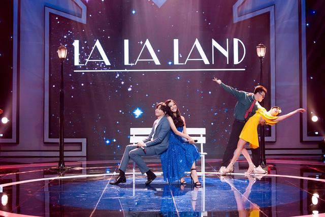 Trời sinh một cặp: Kiều Loan hoá thân thành nữ chính trong La La Land - Ảnh 2.