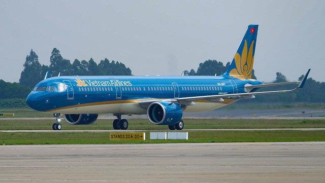 Vietnam Airlines giới hạn số lượng khách trên mỗi chuyến bay đến TP.HCM - Ảnh 1.