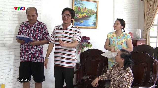 Phim về gia đình Những nàng dâu nổi loạn lên sóng VTV3 - ảnh 3
