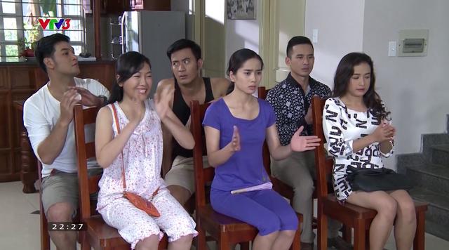 Phim về gia đình Những nàng dâu nổi loạn lên sóng VTV3 - ảnh 2