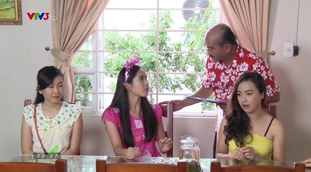 Phim về gia đình Những nàng dâu nổi loạn lên sóng VTV3 - ảnh 4