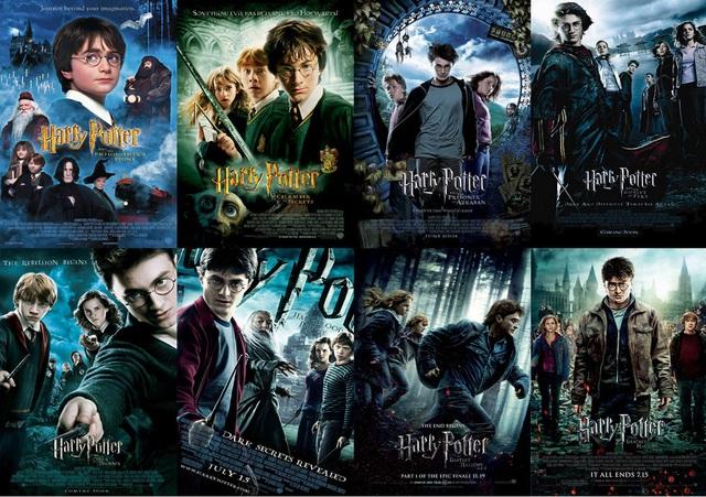 Tin vui: Phim Harry Potter chiếu trên tivi trọn bộ 8 tập từ 10/4