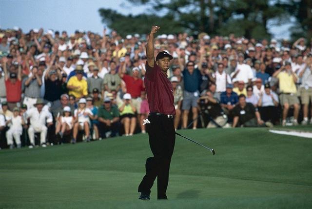Ngày này năm xưa: Chức vô địch lịch sử của Tiger Woods - Ảnh 2.