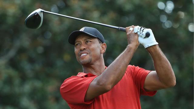 Ngày này năm xưa: Chức vô địch lịch sử của Tiger Woods - Ảnh 1.