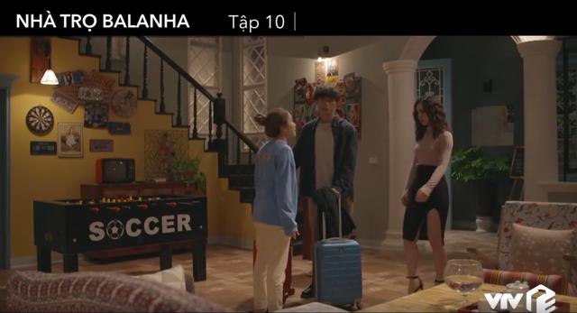 """Nhà trọ Balanha - Tập 10: Người yêu cũ đến """"ăn vạ"""" tại nhà Lâm - Ảnh 3."""