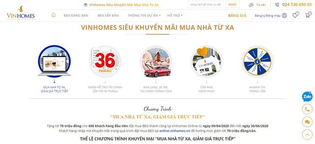Ra mắt sàn giao dịch bất động sản trực tuyến Vinhomes Online - ảnh 5