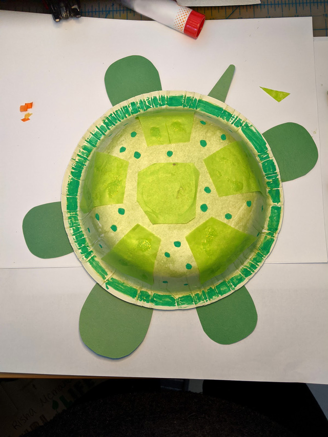Tự tay làm thiệp tặng mẹ nhân dịp Ngày của Mẹ với doodle mới - Ảnh 3.