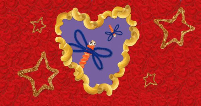 Tự tay làm thiệp tặng mẹ nhân dịp Ngày của Mẹ với doodle mới - Ảnh 7.
