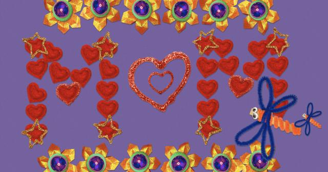 Tự tay làm thiệp tặng mẹ nhân dịp Ngày của Mẹ với doodle mới - Ảnh 8.