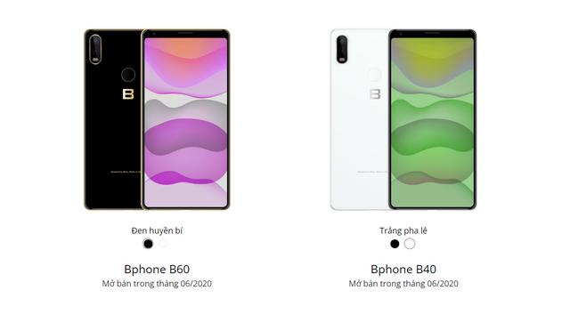 Bphone B86 có gì khác biệt so với các phiên bản B40, B60 và B86s? - Ảnh 2.