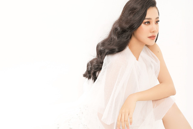 Á hậu Kim Duyên tiết lộ tăng... 10kg - Ảnh 5.