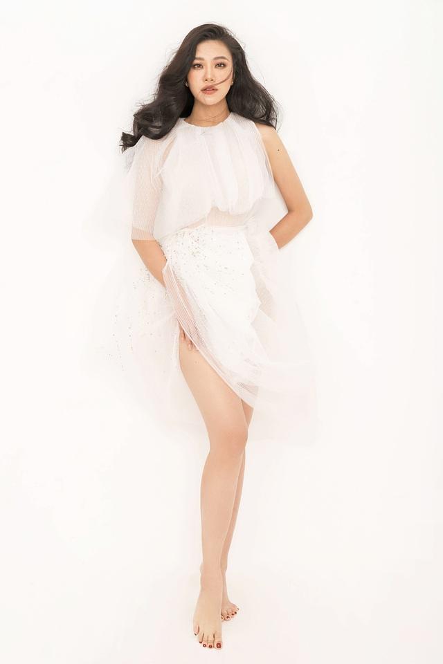 Á hậu Kim Duyên tiết lộ tăng... 10kg - Ảnh 6.
