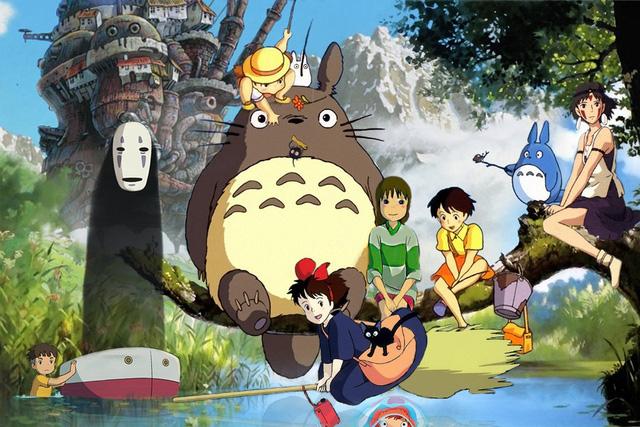 Lần đầu tiên, bảo tàng Studio Ghibli cho phép du khách tham quan trực tuyến - Ảnh 1.