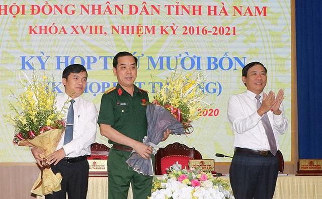Giám đốc Sở GD&ĐT được bầu giữ chức Phó Chủ       tịch UBND tỉnh Hà Nam - Ảnh 1.