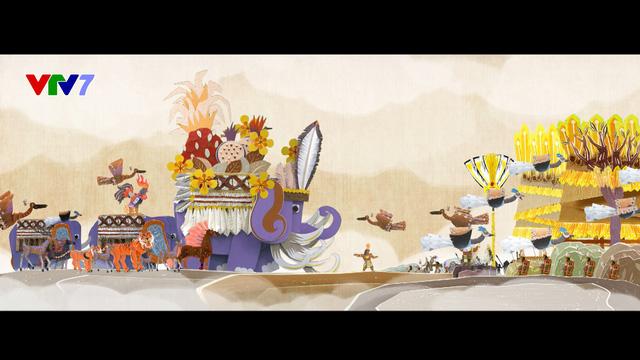 Phim hoạt hình của VTV7 đoạt giải Cánh diều Bạc: Mang đến nhiều thông điệp sâu sắc - Ảnh 3.