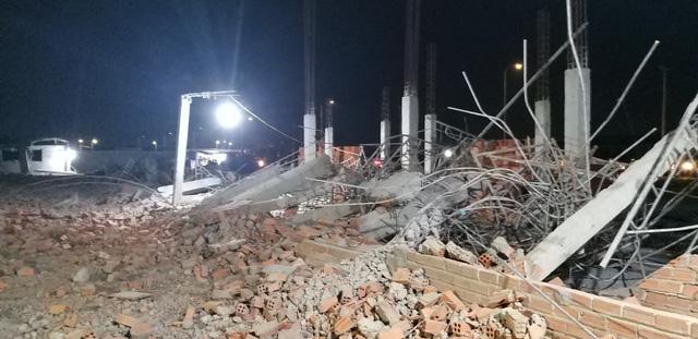 Khởi tố vụ sập công trình xây dựng làm 10 người tử vong ở Đồng Nai - Ảnh 2.