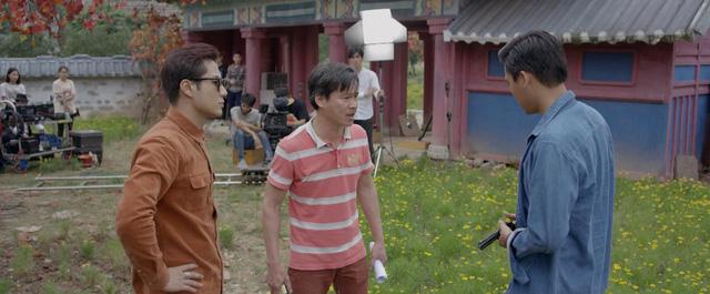Nhà trọ Balanha - Tập 24: Chết cười cảnh đạo diễn tắt thở vì đọc tên phim - Ảnh 3.