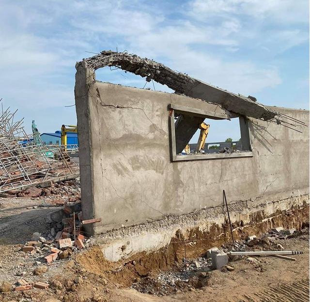 Vụ sập tường như ở Đồng Nai đã từng được cảnh báo - Ảnh 10.