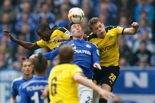 Derby vùng Ruhr, Dortmund vs Schalke 04: Căng thẳng ngày trở lại! (20h30 ngày 16/5) - Ảnh 2.