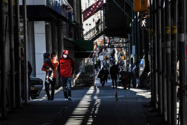 New York (Mỹ) tái mở cửa một phần các hoạt động kinh tế - ảnh 1