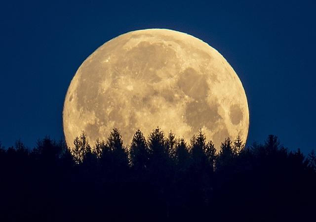 Phát hiện bất ngờ, nước tiểu người giúp xây bê tông trên Mặt Trăng - ảnh 1